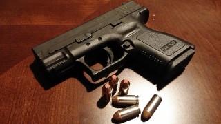 broń / pistolet