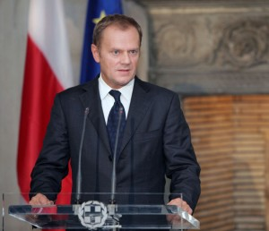 Donald Tusk. / Fot. Wikipedia/Creative Commons/autor: Rockfang