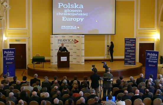 Foto: Prawica Rzeczypospolitej