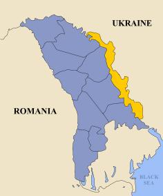 Mołdawia i Republika Naddniestrzańska foto: pl.wikipedia.org