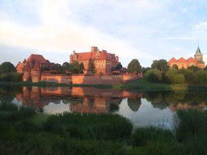 Zamek w Malborku Foto. Wikipedia