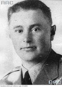 mjr Stanisław Krzymowski foto. wikipedia.pl