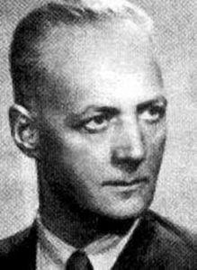 płk. Franciszek Niepokólczycki - Prezes II Zarządu Głównego WiN foto. wikipedia.pl