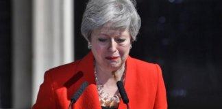 Theresa May podaje się do dymisji