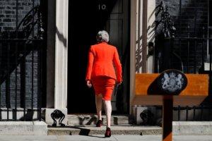 Brytyjska premier rezygnuje ze stanowiska