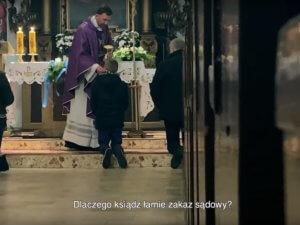 Rekolekcje w Malborku prowadzone przez księdza, który dopuścił się pedofilii