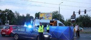 8-letni chłopiec zginął w wypadku w Poznaniu