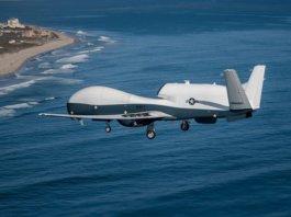 Amerykański dron zestrzelony przez Irańczyków. Miał naruszyć przestrzeń powietrzną.