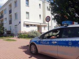 policja w Jabłonnej