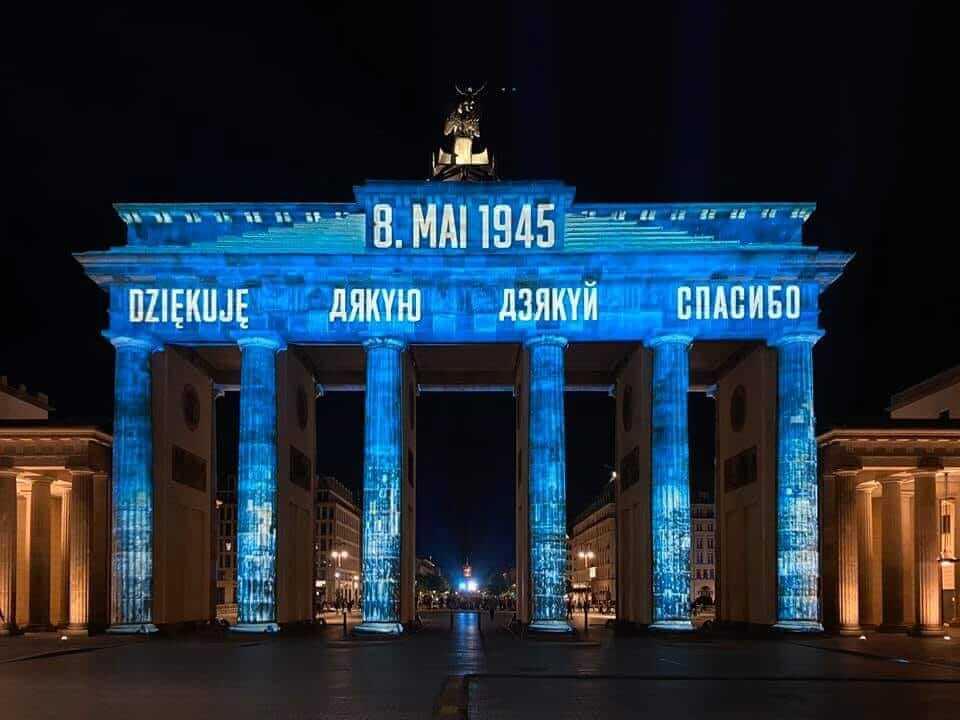Berlin dziękuje za pokonanie