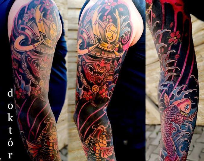 Tatuaż Klinika Tatuażu