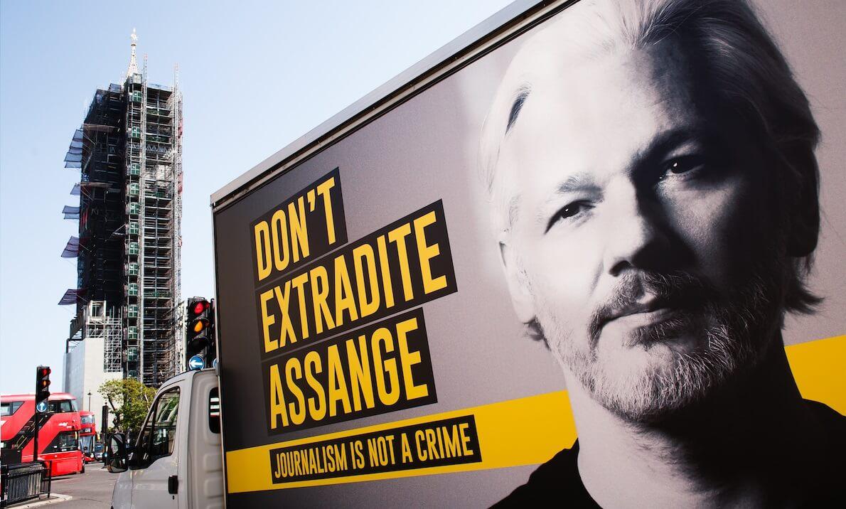 wyrok na Assange'a